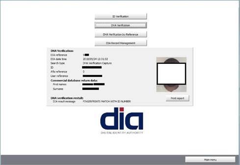 DHA Verification